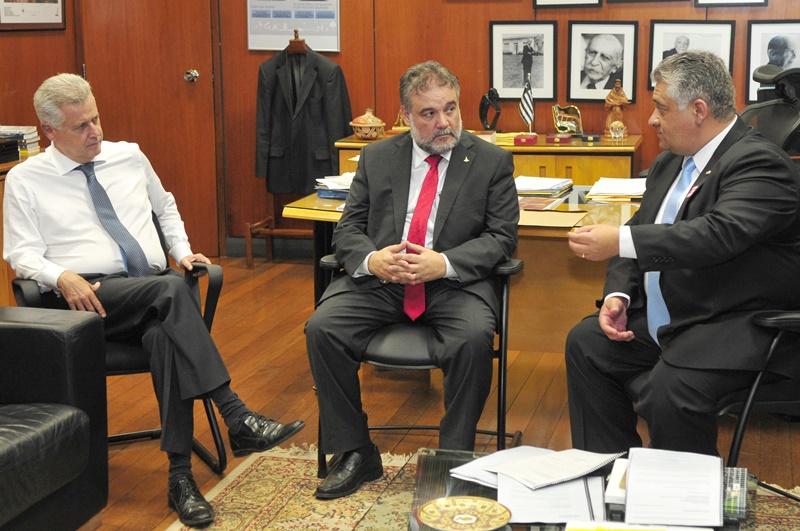 Governador recebe demandas do Conselho Regional de Contabilidade